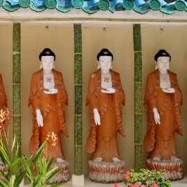 Malaysian Buddhist Icons