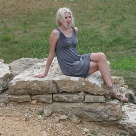 Ancient Greek City: Empuries, Spain