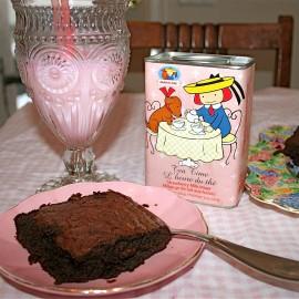 Best Spelt Brownies Ever!