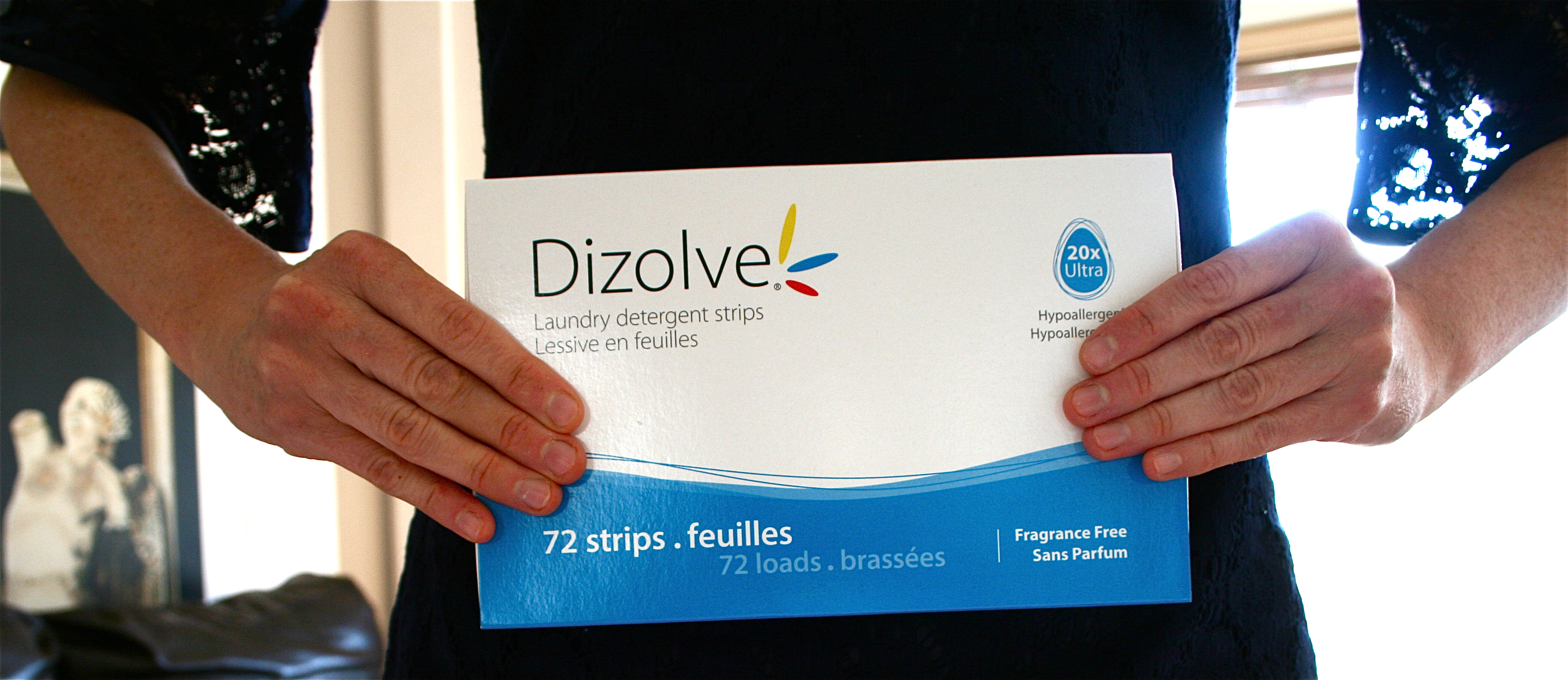 Dizolve Does the Trick