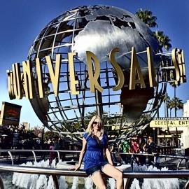 Spooky Visit To Universal Studios