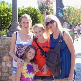 My Three Daughters & Disneyland