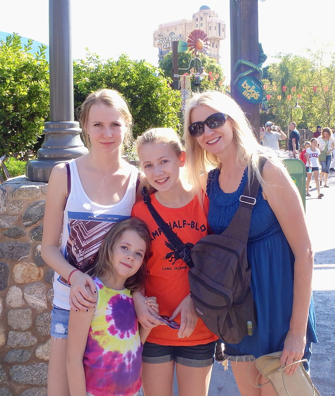 My Three Daughters & Disneyland
