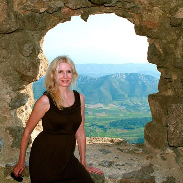 The Castle of Queribus – Cucugnan, France