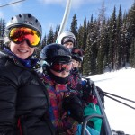 Spring Skiing: Sunshine & Somersaults