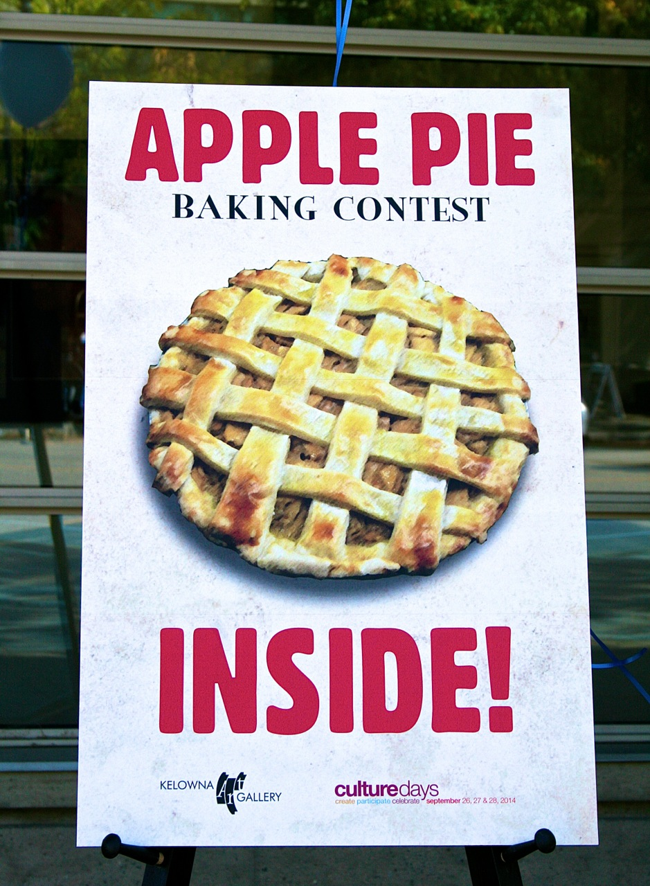 Apple Pie Contest & Harry Potter Fashion Week