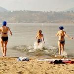 Okanagan Lake Dip Challenge VI