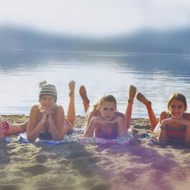 Okanagan Lake Dip Challenge Week IV