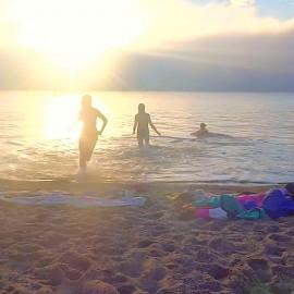 Okanagan Lake Dip Challenge X