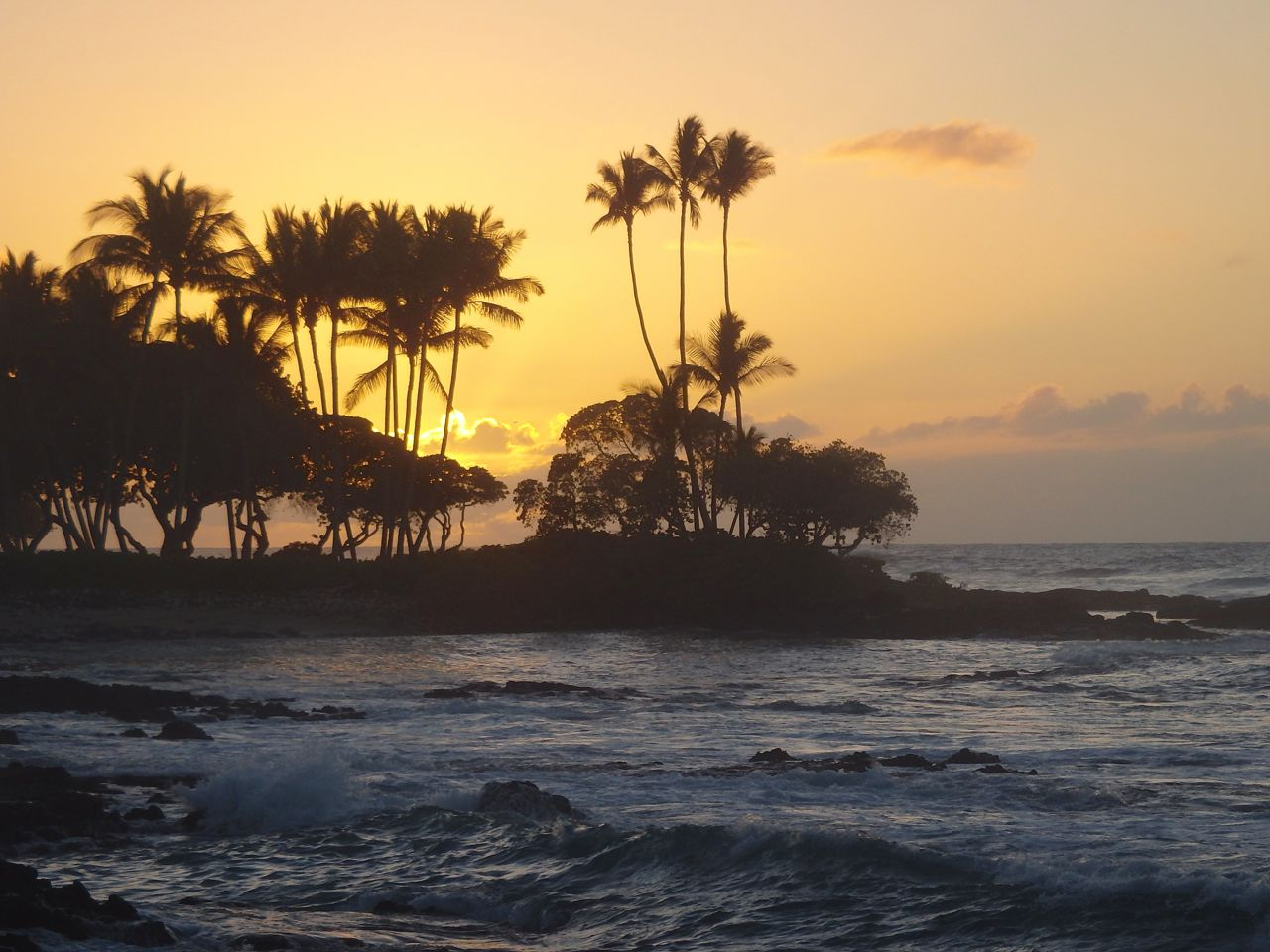 Big Island Love: Hawaiian Sunsets For Valentines