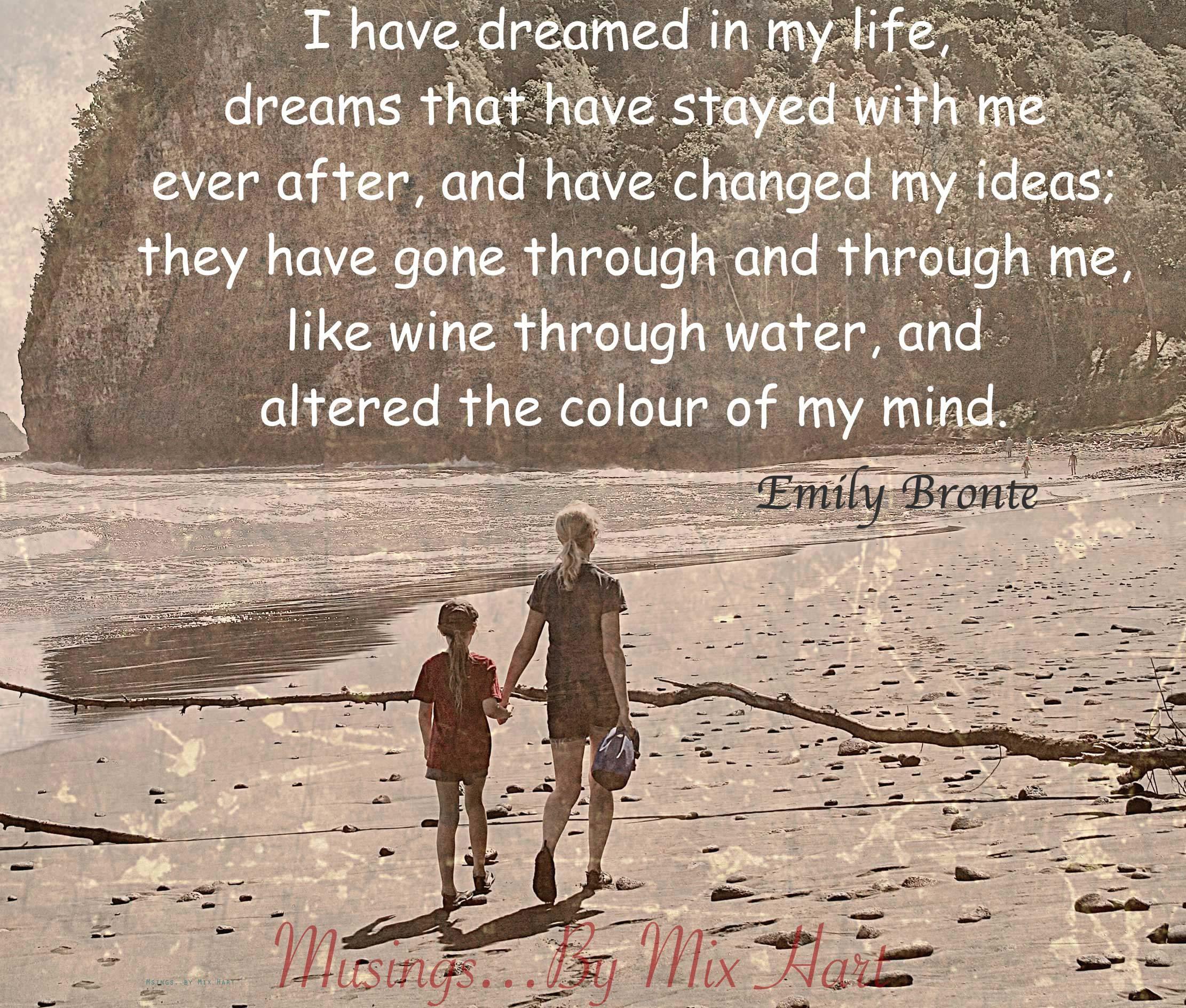 Dream A Little Dream…