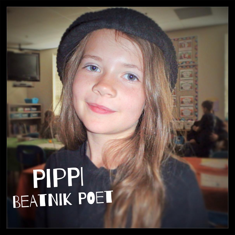 Pippi Beatnik Poet