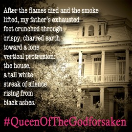 Queen Of The Godforsaken Quotes