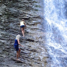 Waterfalls And Rain Forests: Hiking The Shuswap