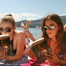 Badass Summer Read With Kickass Girls!