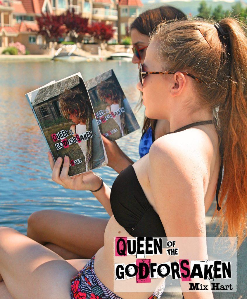 Best Beach Book About Kickass Girls: Queen Of The Godforsaken
