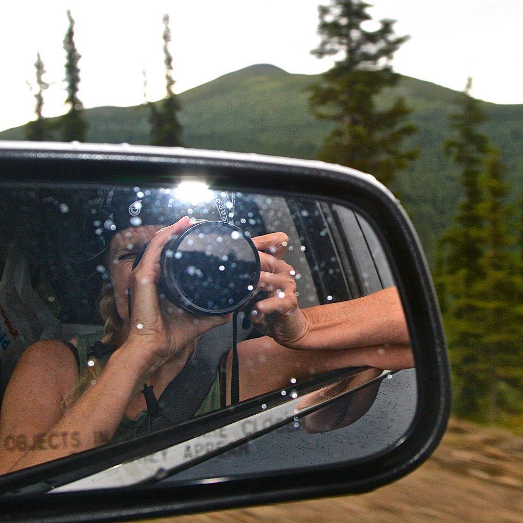 Top Of The World Highway, Yukon, Mix Hart/16