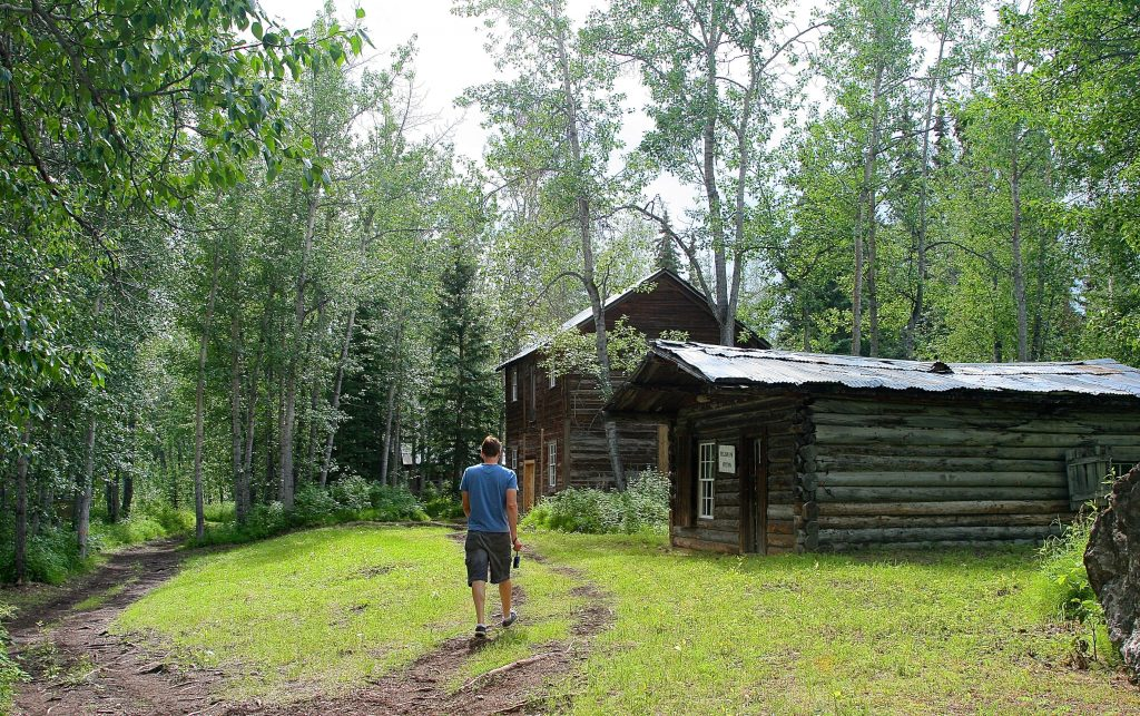 40 Mile, Arctic Ghost Town, Mix Hart/16
