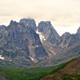 Tombstone Territorial Park, Yukon: Part I