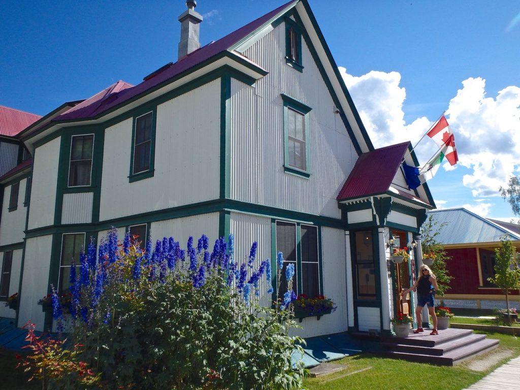 Klondike Crazy! Dawson City, Yukon