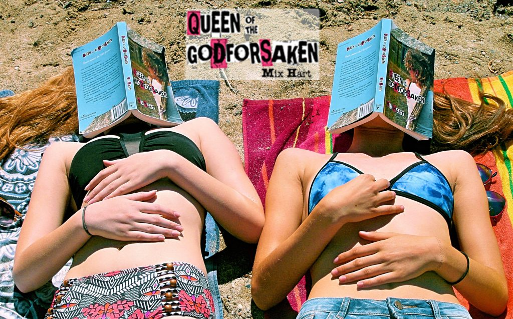 Best Beach Read: Queen Of The Godforsaken, Mix Hart