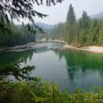 Dog Days on the Slocan River