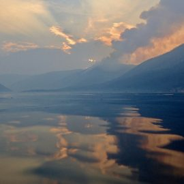 Kootenay Lake: Smoke and Mirrors